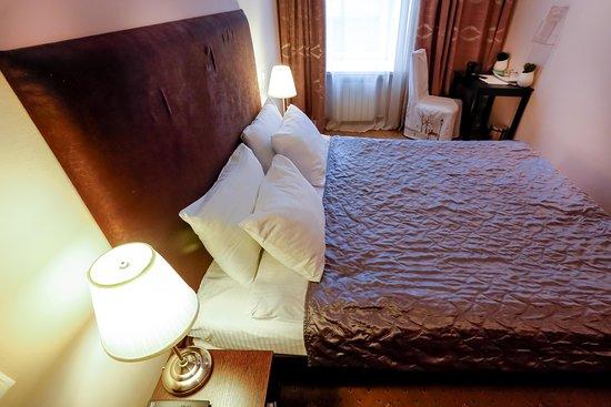 Skver Hotel: Стандартный двухместный номер