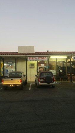 Pizza D Oro Huntington Beach