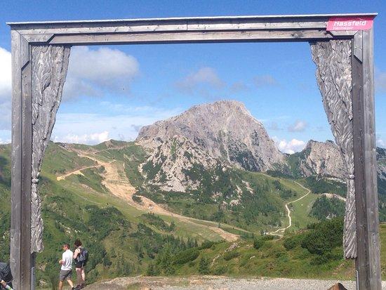 Hermagor, Österreich: Nassfeld Ski Resort