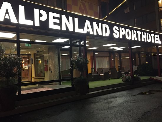 Alpenland Sporthotel: A relaxing vacation