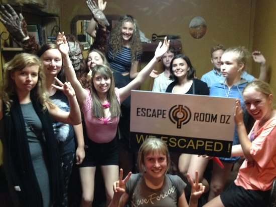 Escape Room Oz