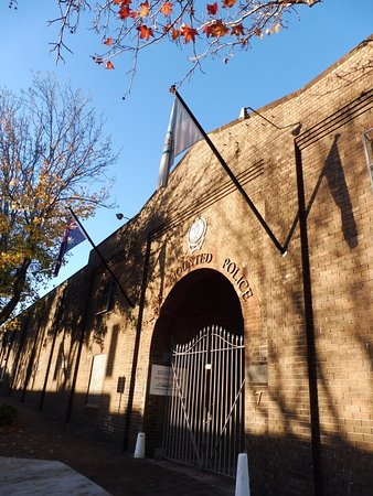 Sydney Mounted Police Stables