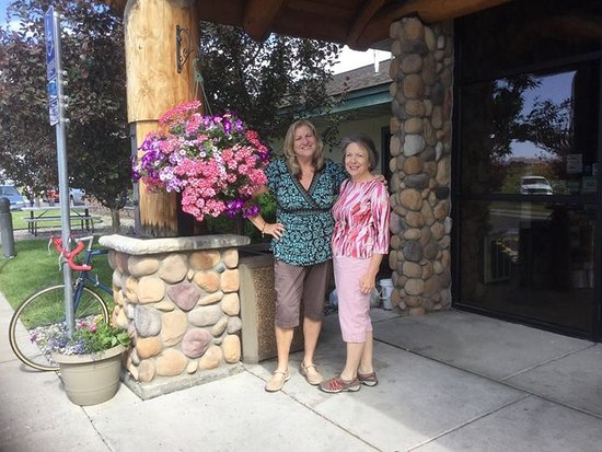 MountainView Lodge & Suites: Loving the Mountain View Lodge & Suites