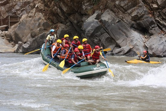 Kathmandu Valley, Nepal: Rafting