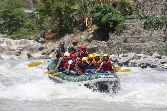Kathmandu Valley, Nepal: Rafting with Footloose