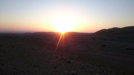 Dana, Jordânia: Pefect sunset