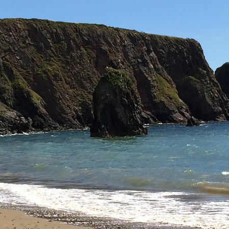 Park Hotel & Leisure Centre: Taking a drive along the Copper Coast is a must do.