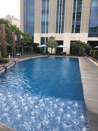 曼谷素坤逸索菲特酒店照片