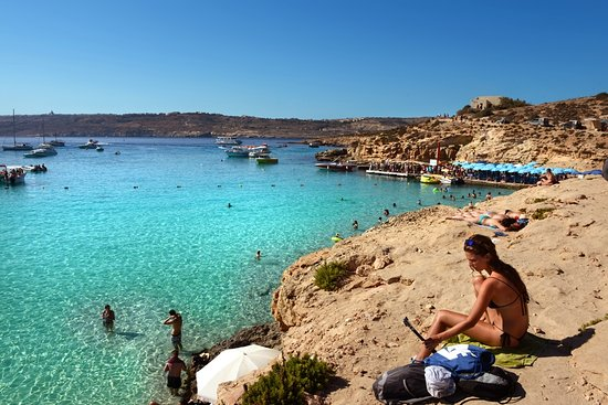 The Blue Lagoon Comino Malta Photogarphy By Www