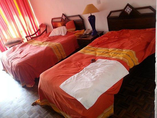 Kaskazi Beach Hotel: Double room sea facing