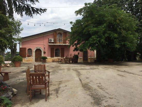 Monticchio Bagni, Ιταλία: Villa delle Rose Country House - B&B