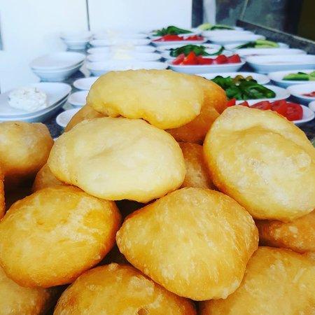 Mesudiye, Turkey: zengin kahvaltı