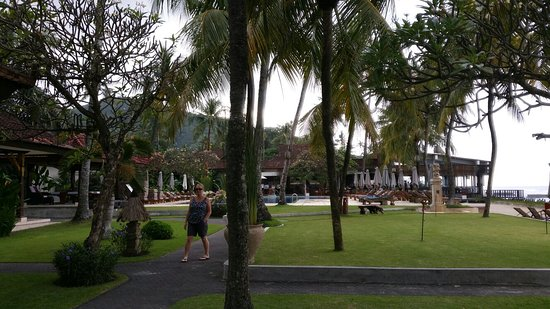 Spa Village Resort Tembok Bali: 20160726_080748_large.jpg