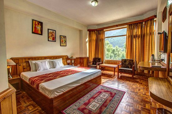 Khushboo Resorts: Valley View Room