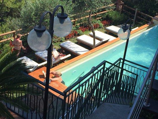 Hotel Onda Verde: Infinity Pool