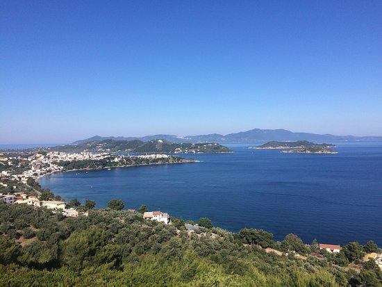 Vasilias, Grecia: More pictures to give you a taste of kivo and Skiathos