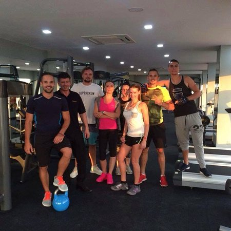 Queenco Fitness Club and Spa