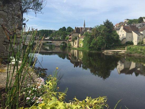 Argenton-sur-Creuse, Francia: Vue