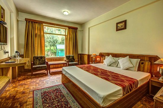 Khushboo Resorts: Luxury Room