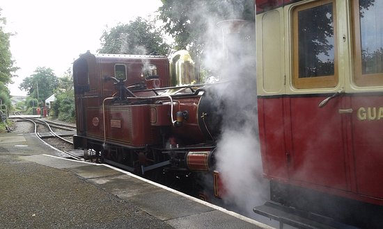 Isle of Man Bus and Rail: Steam Railway too, not to mention the buses plus lots more!