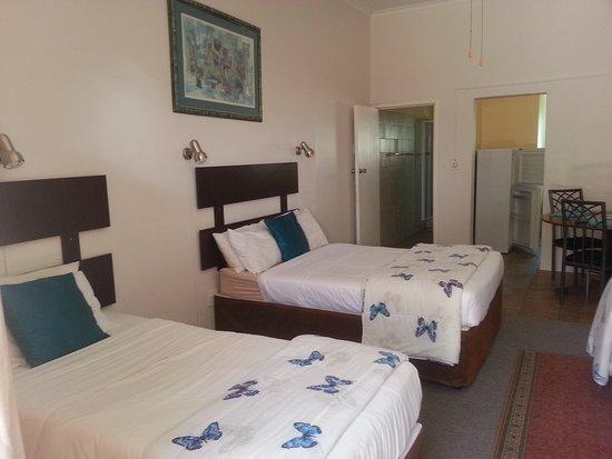 Ladysmith, Sudáfrica: Family Bed Unit