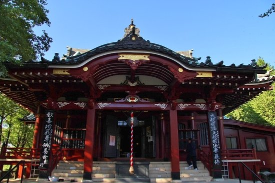 Honryuin Matsuchiyama Shoden