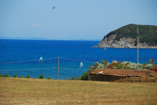 Gulf of Baratti nearby