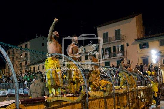 Монтемурло, Италия: palla grossa settembre pratese