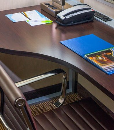 Sudbury, Массачусетс: Studio King Suite – Work Desk