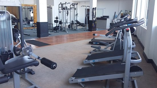 Diaz Hotel & Resort: Gym  facilities available at Hotel, complete with sauna and sunbed