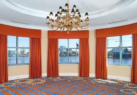 Renaissance Portsmouth-Norfolk Waterfront Hotel: Admiral Room