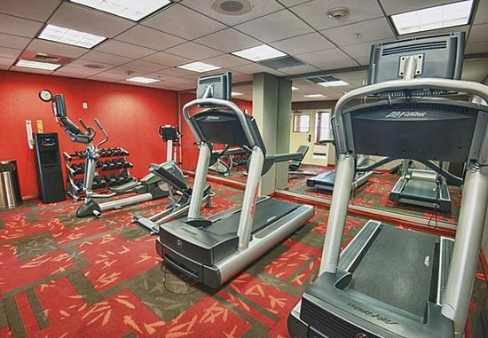 Morgantown, Virginia Barat: Fitness Center
