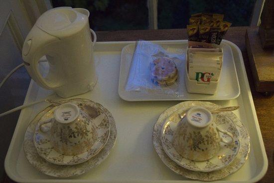 Dolgellau, UK: Selbstgebackene Kekse