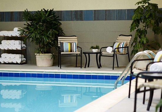 Windsor, CT: Indoor swimming pool