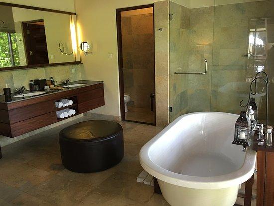 Komaneka at Bisma: Two bedroom pool villa
