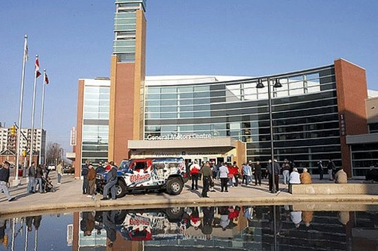 Oshawa, Canada: General Motors Centre