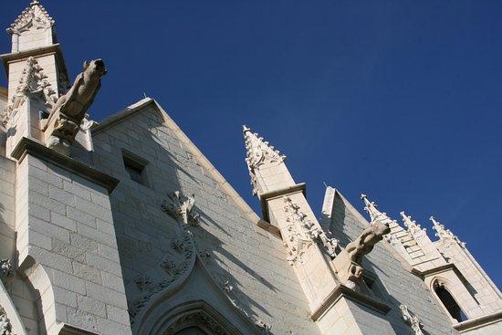 Eglise Saint Hilaire du Martray