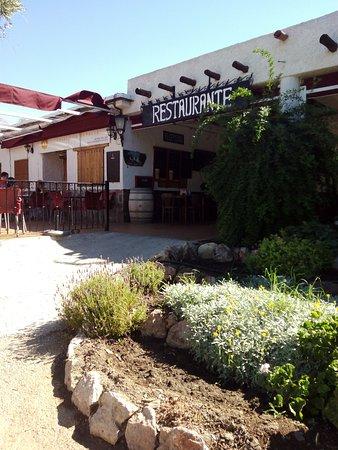 Órgiva, Spanien: bar restaurante