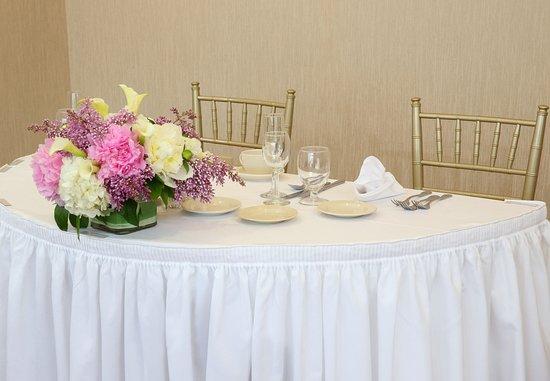 Marlborough, ماساتشوستس: Sweetheart Table