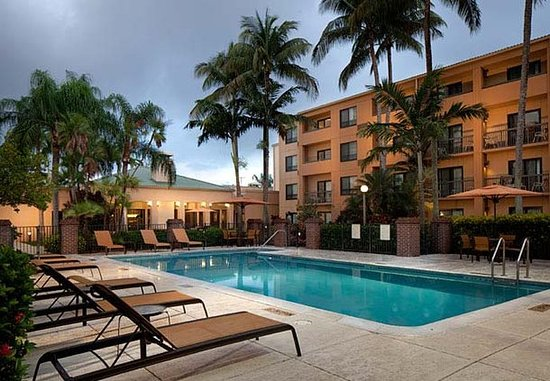 Miami Lakes, Floryda: Outdoor Pool