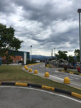 Tavagnacco, Italien: Centro Commercial Friuli