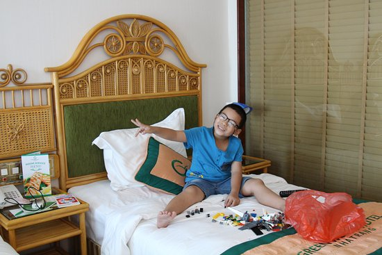 Nghe Rất Happy Với Phong Khach Sạn Bilde Av Green World Hotel Nha