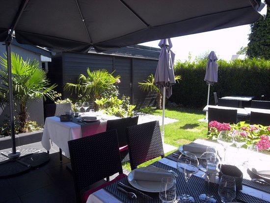 Quincampoix, Fransa: The excellent garden