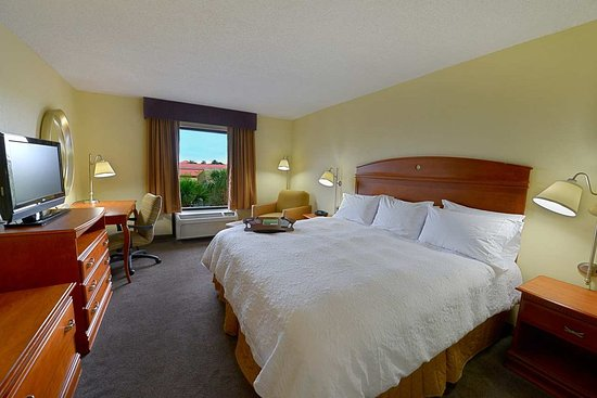 Hampton Inn Vero Beach:  King Room