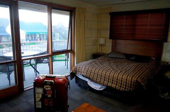 Port Campbell, Australia: 部屋は広くて快適だった