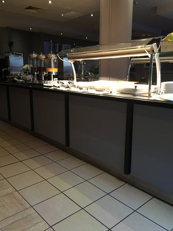 Jury's Inn Parnell Street Restaurante