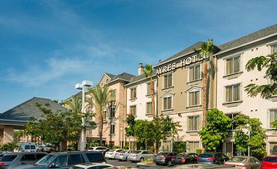 Ayres Hotel Anaheim: Exterior