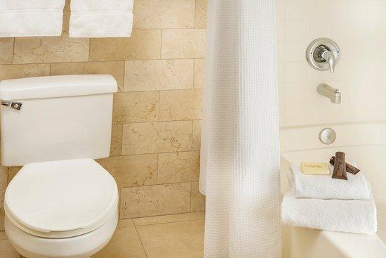 Ayres Hotel Anaheim: Bathroom