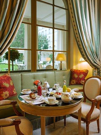 Café Antonia's Healthy Breakfast - Picture of Cafe Antonia, Paris ...