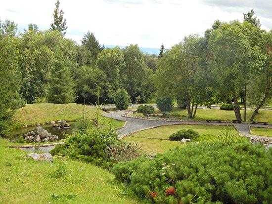 Botanická záhrada - Expozícia Tatranskej prírody